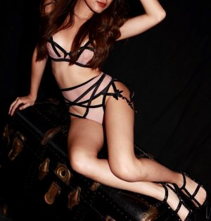 Kalycia thai massage, call girl